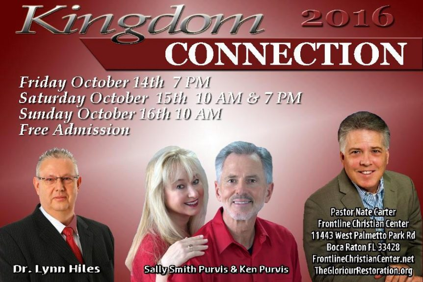 Kingdom Connection 2016 Conference with Dr. Lynn Hiles