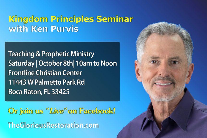 Kingdom Principles Oct 8 2016