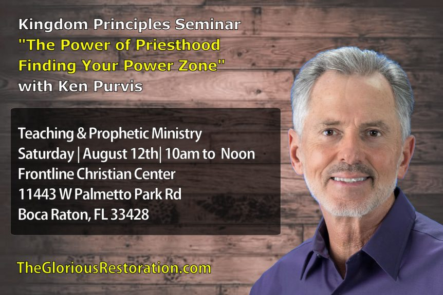 The Power of Priesthood Finding Your Power Zone