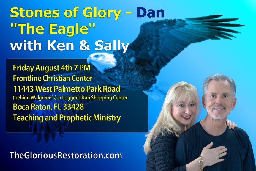 Stones of Glory Dan the Eagle