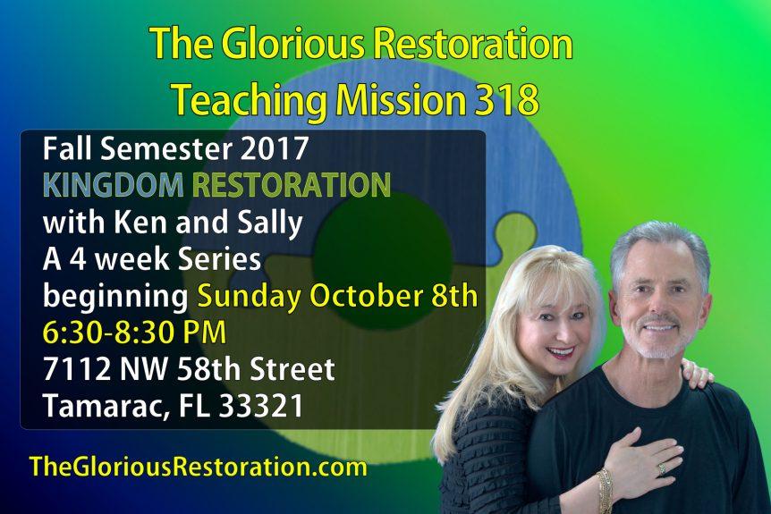 Kingdom Restoration