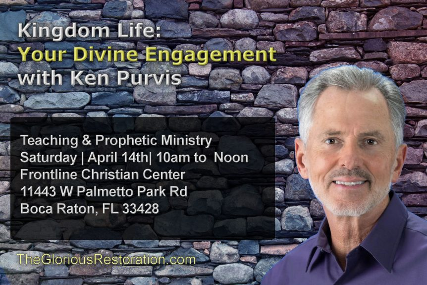 Kingdom Life: Your Divine Engagement