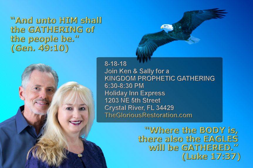 Kingdom Prophetic Gathering - Crystal River
