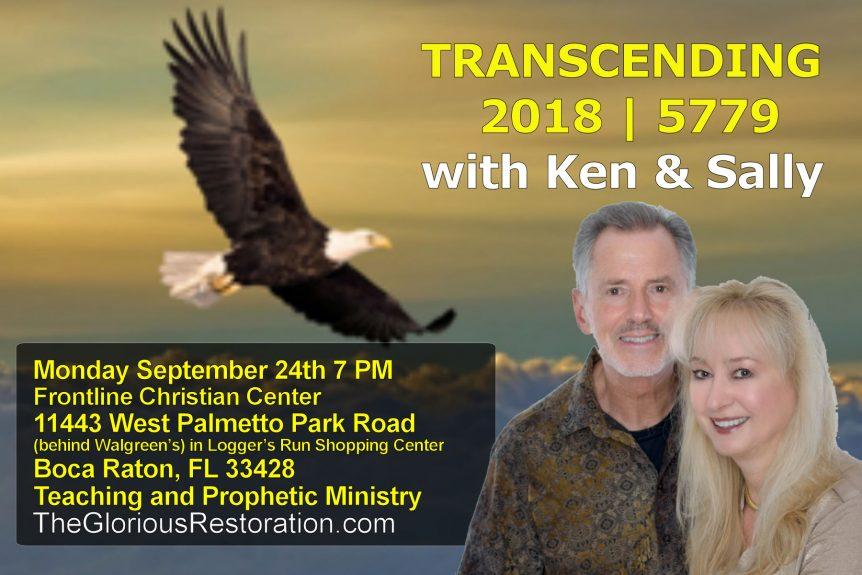 Transcending 2018-5779