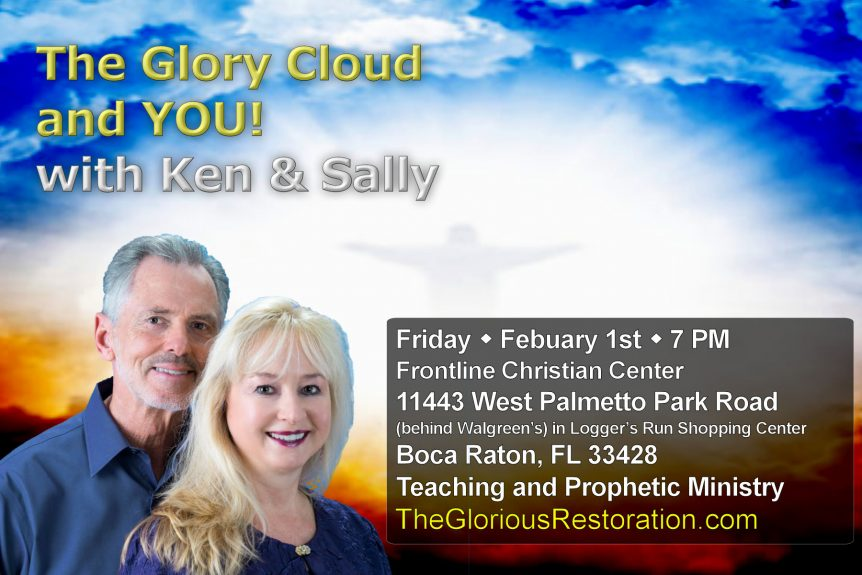 The Glory Cloud and YOU!