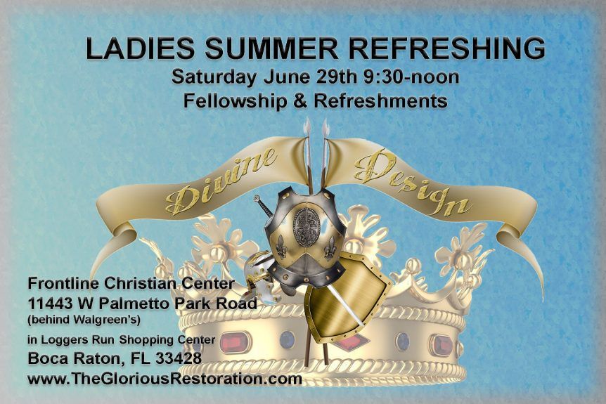 LADIES SUMMER REFRESHING