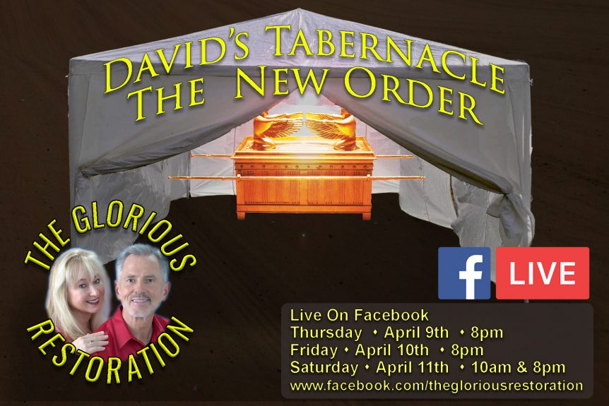 Facebook Live - The Tabernacle of David