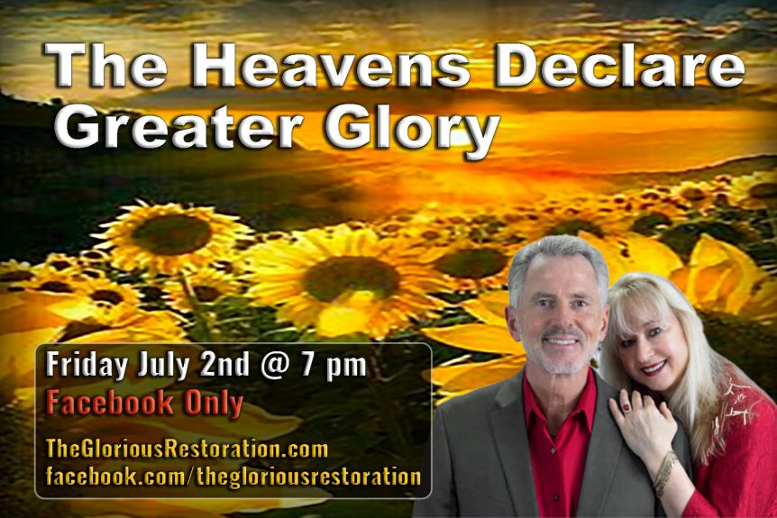 The Heavens Declare-Greater Glory Flyer