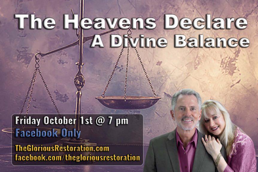The Heavens Declare - A Divine Balance